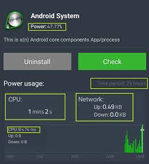 android cpu usage android how to get cpu or battery usage per app in an amount of