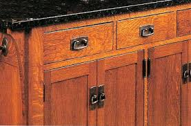 mission cabinets kitchen handles or knobs for your new kitchen cabinetry