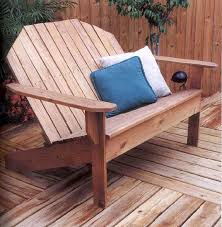 Outdoor Wood Sofa Plans Adirondack Sofa Outdoor Wood Plans Immediate Download Ideas