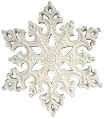 handmade porcelain snowflake ornaments grace gifts