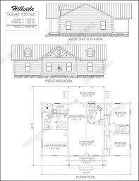 cypress log home floorplans thrift log homes