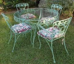 Vintage Outdoor Patio Furniture Vintage Outdoor Furniture Lovable Vintage Outdoor Table And Chairs