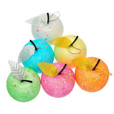 buy new fashion 1 packet mixed tree ornaments