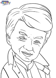 Jackie Chan Coloring Page Jackie Robinson Coloring Page