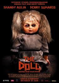 film horor terbaru di bioskop hitmaker studios perkenalkan poster dan teaser trailer the doll