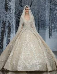 ziad nakad ziad nakad releases a snow forest couture collection