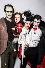 Addams Family Costumes 55 Family Halloween Costumes Ideas For The Whole Family Family