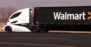 concept semi truck walmart revolutionizes its fleet with this new design