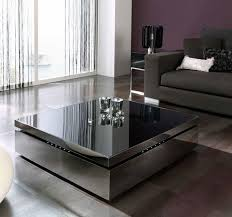 contemporary living room tables vanity raf contemporary coffee table with elevating glass top
