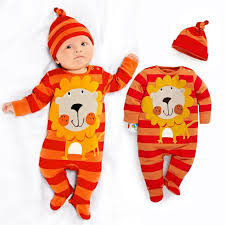 bebe jumpsuit hooyi stripe baby boys clothes newborn rompers hat sets