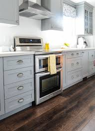 used kitchen cabinets abbotsford gray kitchen cabinets gray wall paint white subway tile