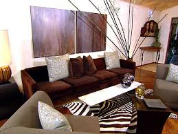 living room japanese style white sofa with wooden finishing