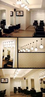 imperial hair salon simple white mirrors paired with the gwyneth chair