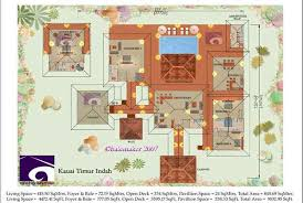 Balinese Style Bungalow In Kuala by Balinese Style Home Designs Best Home Design Ideas