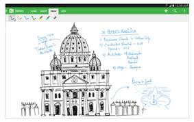 onenote app for android microsoft rolls out free onenote app for android tablets zdnet