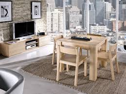 tavoli e sedie per sala da pranzo tavolo allungabile in legno naturale sedia legno