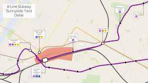 New York Lga Airport Map by Real Transit