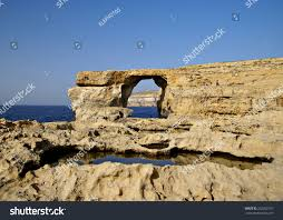 Azure Window Collapses Azure Window Oldest Rock Found On Stock Photo 232202107 Shutterstock