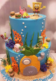 spongebob cake ideas spongebob cake ideas spongebob themed cakes crustncakes online