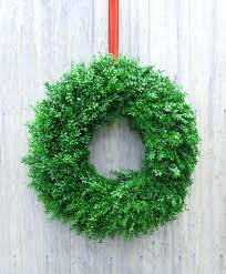 fresh boxwood wreath square large wreaths wholesale lapland