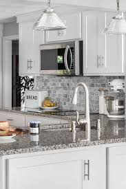 light gray kitchen cabinets with marble countertops 36 best gray granite kitchen countertops design ideas