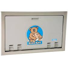 Koala Change Table Koala Kare Kb200 01 Horizontal Baby Changing Station Table Gray