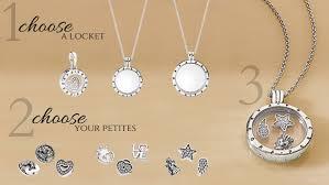 pandora locket necklace large images Creating a pandora petite memories locket at www jpg