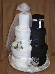 wedding gift towels 27 best towel cakes images on gifts bridal shower