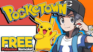 pocketown free pokemon remake mobile game early access