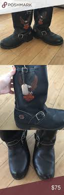 not s boots size 11 best 25 harley davidson boots ideas on harley boots