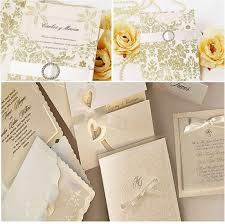 wedding invitations to set the tone for your big day
