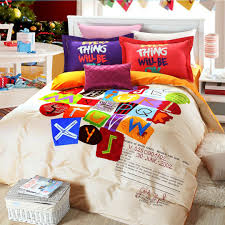 Passport Bed Set Everything Will Be Ok Elegant Bedding Set Ebeddingsets
