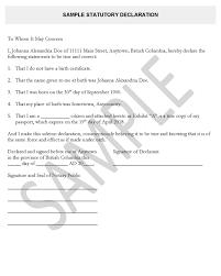 application documents lop