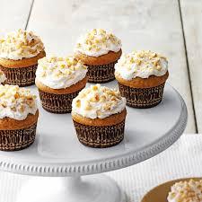 pumpkin pie cupcakes recipe taste of home