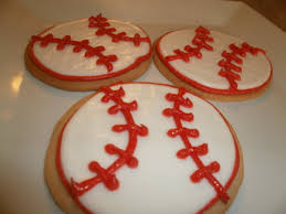 baseball cookie carrie