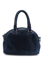 christian louboutin black panettone small studded bag u2013 revoir