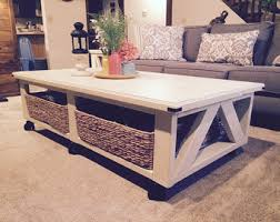 Country Coffee Table Country Coffee Table Etsy