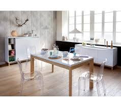 Chaise Salle A Manger Fly by Chaise Cristal Transparent Chaises But