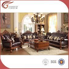 canapé royal royal en bois massif cadre modèle arabe canapé a90 autres meubles