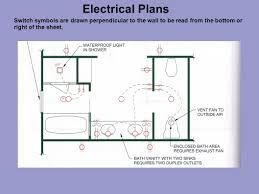 Architectural Electrical Symbols For Floor Plans Electrical Plans Ppt Video Online Download