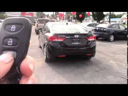 2013 hyundai elantra black used 2013 hyundai elantra gls black kingston ontario