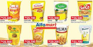 Minyak Goreng Tropical Di Alfamart harga termurah promo alfamart vs indomaret 01 15 jan 2017 artikel