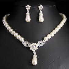 bijoux de mariage parure perle bijoux mariage flore
