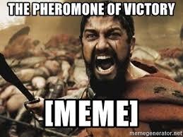 Victory Meme - the pheromone of victory meme 300 meme generator