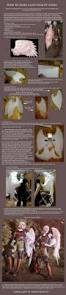 how to make moving halloween props best 25 diy angel wings ideas only on pinterest diy angel