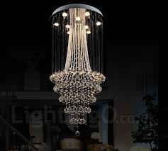 Indoor Chandeliers 9 Lights Modern Led Ceiling Pendant Light Indoor