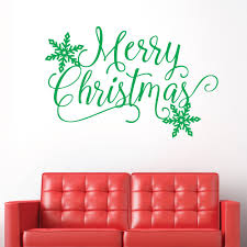 compare prices on holiday murals online shopping buy low price wall decals merry christmas quotes snowflake diy home decor art sticker window decoration vinyl mural holiday