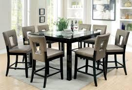 hokku designs vanderbilte 9 piece counter height dining set