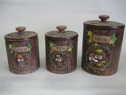 owl kitchen canisters rentals