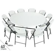 banquet tables and chairs lifetime tables and chairs lifetime tables and chairs package round